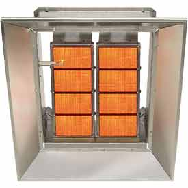 Infrared Gas Ceramic Heaters