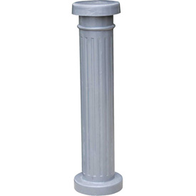 Decorative Aluminum Bollard