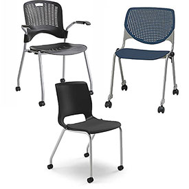 Safco® - Stacking Chairs