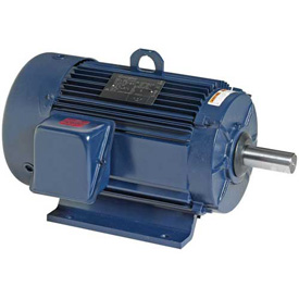 Marathon Motors, General Purpose High Efficiency, 3-Phase, TEFC