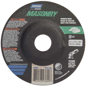 Depressed Center Wheels - For Masonry