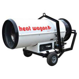 Direct Fired Heaters Dual Fuel