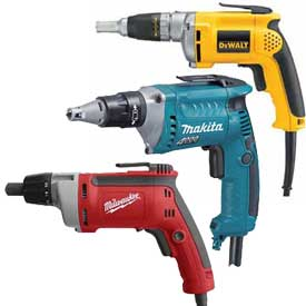 Corded Power Screwdrivers