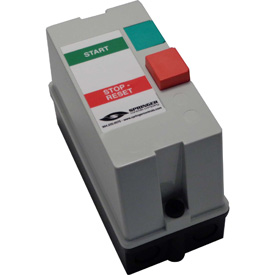 Springer Controls Enclosed AC Motor Starters