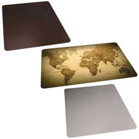 Design Hardwood Office Chair Mats