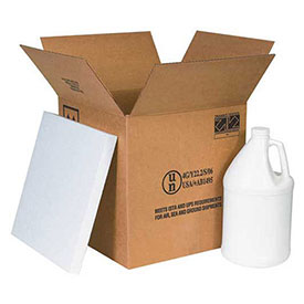 Hazardous Materials Boxes and Shipping Foam Kits