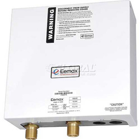 Eemax® Commercial High Capacity Tankless Water Heaters