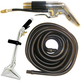 Carpet Extractor Tools, Hoses & Accessories