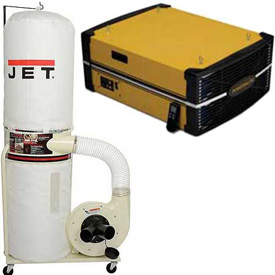 Dust Collection & Air Filtration Systems