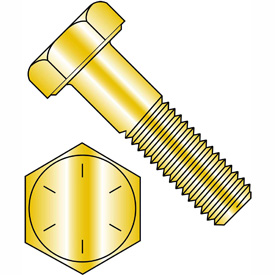 Grade 8 Hex Cap Screws - Coarse Thread