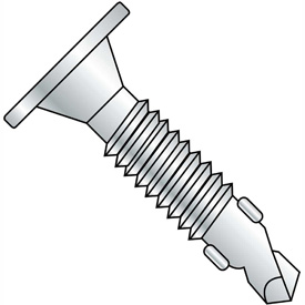 Phillips Wafer Self-Drilling Screws