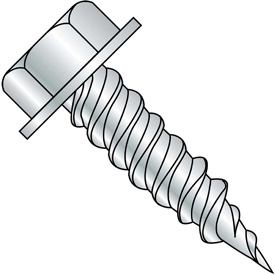 Unslotted Flat Head Self Piercing Screw