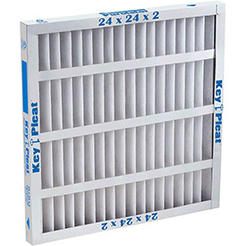 Purolator® Key-Pleat Self Supported High Capacity Pleated Filters