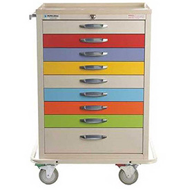Pediatric Code Crash Carts