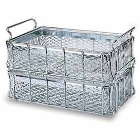 MID-WEST WIRE Basket Heavy Duty Stainless Steel Baskets