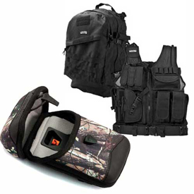 Tactical Vests, Backpacks and Gear