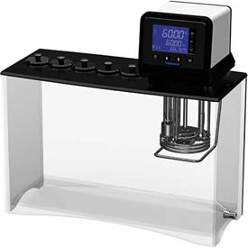 PolyScience 29L Viscosity Bath with Advanced Digital Controller, 5 Round Openings, 120V/60Hz