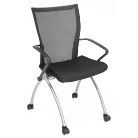Apprentice Nesting Spring Back Flip Seat Chair