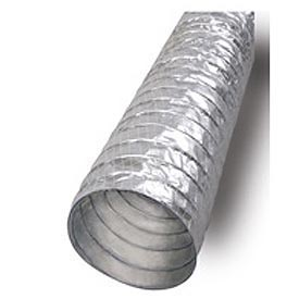 S-Ld Thermaflex Flexible Hvac Duct - 8 Inch Diameter - Pkg Qty 2