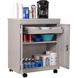 Sandusky CFDP301833-05D - Refreshment Center Machine Stand