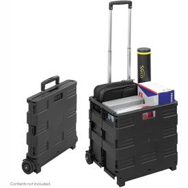 Safco® STOW AWAY® 4054 Folding Crate Cart
