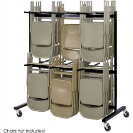 Two-Tier Chair Cart