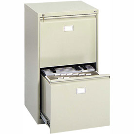 2-Drawer Vertical File Cabinet