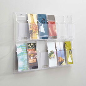 Reveal™ 12 Pamphlet Display