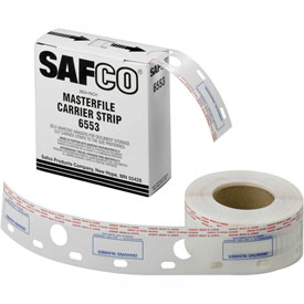 "2-1/2""W Polyester Carrier Strips for MasterFile 2"