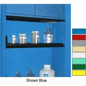 """Securall® Extra Shelf for Cabinets 43"""" Wide, Gray"""