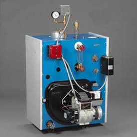 Slant-Fin Steam Oil-Fired Boiler TR-40-PZ - 146,000 BTU Output