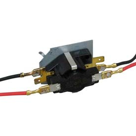 Berko® Time-Delay Relay 24V QFFR2 Rated 30A @120-277V for QFF Series Heater