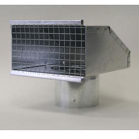 SunStar Exhaust Hood - For Straight and U-Shaped Infrared Heaters 42924000