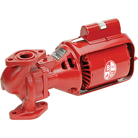 Cast Iron HV NFI Pump 1/6 HP Single Phase