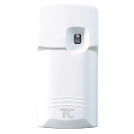 Rubbermaid® Microburst 3000 Economizer Aerosol Dispenser - White - FG401442 - Pkg Qty 18