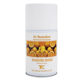 Rubbermaid® Aerosol Refill - Mandarin Orange - FG401504 - Pkg Qty 72