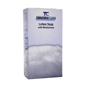 Rubbermaid® Enriched Foam Lotion Hand Soap With Moisturizers - FG450019