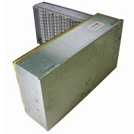TPI Packaged Duct Heater PD40-1624-3 - 40000W 240V 3 PH 24W x 16H