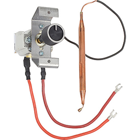 TPI Field Installed SPST Thermostat Kit for Unit Heaters TUH1