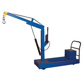 Vestil Counter-Balanced Floor Crane CBFC-500 500 Lb. Capacity