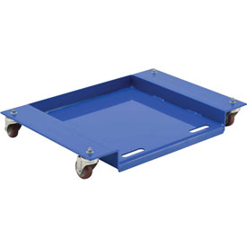 Vestil Low-Profile Steel Floor-Hugger Dolly LFH-55 840 Lb. Capacity