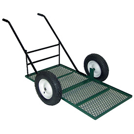 Vestil Low-Profile Tilt Nursery Landscape Cart LSC-2448-TC