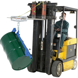 Vestil Near-Vertical Drum Lifter NVD-40 - 1000 Lb. Capacity