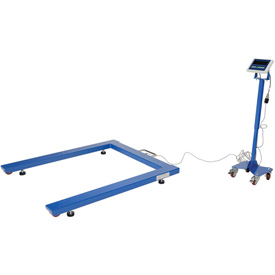 VPU-2 U-Shaped Platform Scale 2000 Lb x 2 Lb