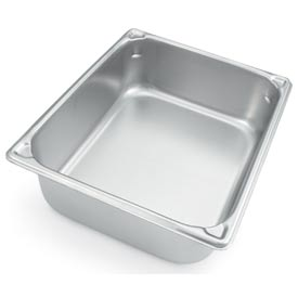 Vollrath® Half Size 4 Heavy Gauge Pan 30240 - Pkg Qty 6