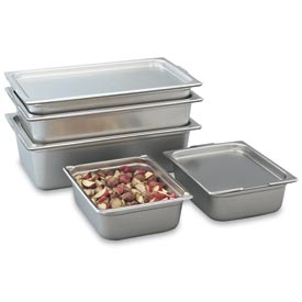"Half Size X 4"" Transport Pan - Pkg Qty 6"