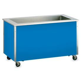 "Signature Server® - Cold Food Station Non-Refrigerated 74""L x 28""W x 27""H"