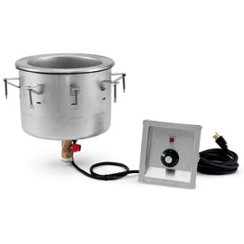 Soup Well Modular Drop-Ins - 11 Qt. 240V