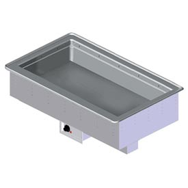 Bain Marie Drop-In 4 Well 208V
