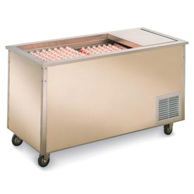 "Signature Server® - Milk Stations 74""L x 28""W x 34""H"
